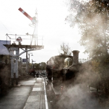 Steam Train Experience Day Kent
