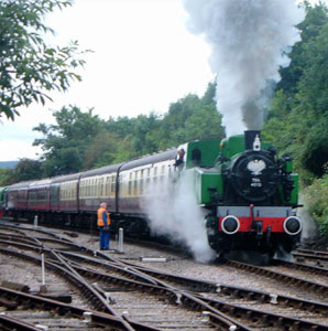 Avon Valley Railway Experience Days - Full Steam Ahead on Your Driving Lesson