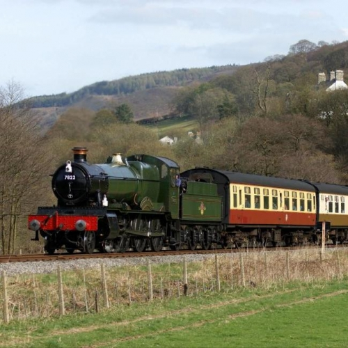 Bristol and Avon Train Experience Days - Make a Dream Come True