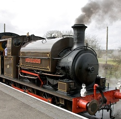 Charwelton No 14 Steam Engine