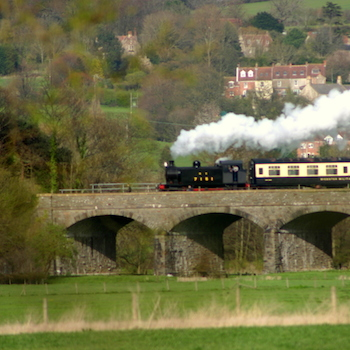 Driving the Avon Valley Railway