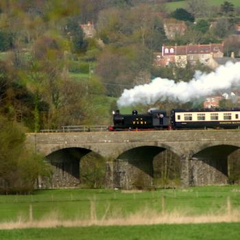 Driving the Avon Valley Railway