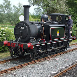 Knowle Steam Locomotive K&ESR Rolvenden