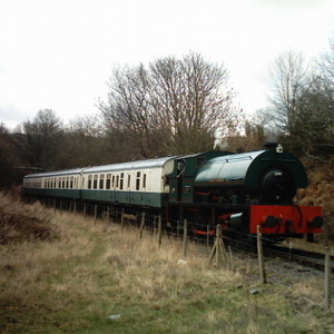 Learn to drive a steam train at Rockingham Station