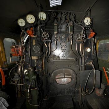Learn to drive a steam train