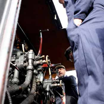 Learn to drive a steam train in Kent