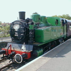 Drive our Ferrum 0-6-0T Class Loco - Karel - at Bitton Station and the Avon Valley Railway